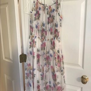 Massimo Dutti silk dress size 38